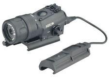 AIRSOFT M720V RAID WEAPON LIGHT CREE PRESSURE PAD BLACK IR STROBE