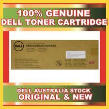 GENUINE ORIGINAL Dell C3760n C3760dn C3760dnf Magenta Toner Cartridge 3000 page
