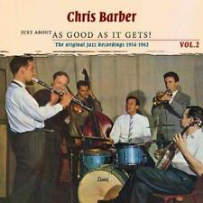 Chris Barber - Just About As Good As It Gets! The Original Ja - Vol (NEW 2 x CD)
