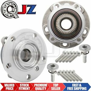 [FRONT(Qty.2)] For 2011-2016 BMW 535i GT xDrive AWD-Model Wheel Hub Assembly