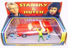 Corgi Toys 1:36 STARSKY & HUTCH FORD TORINO + 3 Figures Original TV Set NMIB`77!