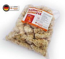 Grill Anzünder 1kg Made in Germany Feueranzünder Ofenanzünder Bio EAN11696