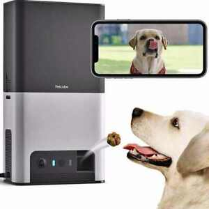 Petcube Bites 2 Interactive Wi-Fi Pet Camera and Treat Dispenser