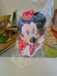 Minnie Mouse Disneyland Toontown Kodak Mattel Cardboard Puppet Theater- 1993 NIB