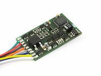 Lenz 10231-02 Lokdecoder Standard+ V2, 1,0A, mit Schnittstellenst. NEM 652
