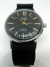 Vergoldete Armbanduhren Poljot Herren
