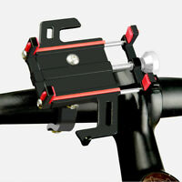 Aluminum Alloy Adjustable Cycling GPS Bicycle Mobile Phone Holder Mount Stand US