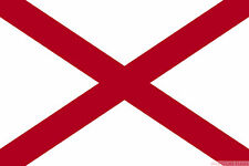 ALABAMA 5x3 feet FLAG 150cm x 90cm flags USA STATE AMERICA