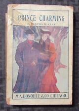 1888 PRINCE CHARMING by Bertha Clay GD- M.A. Donohue Chicago