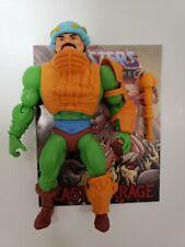 Masters of the Universe Origins Man At Arms Figure Mattel Wave 1 MOTU He-Man