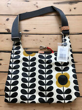ORLA KIELY TALL FLOWER DESIGN MIDI SLING BAG.BRAND NEW WITH TAGS AND DUST BAG.