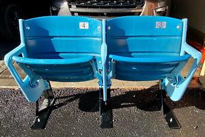 Yankee Stadium Seats. 100% Authentic Steiner Sports COA 1976-2008