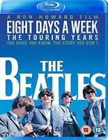 The Beatles: Eight Days a Week - The Touring Years [Blu-ray] [2016] [DVD]