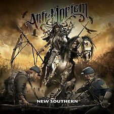 ANTI-MORTEM - NEW SOUTHERN: LIMITED EDITION DIGIPAK CD ALBUM (April 28th, 2014)