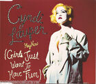 CYNDI LAUPER - Hey Now (Girls Just Want To Have Fun) (UK 5 Tk CD Single)