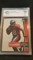 DOUG MARTIN BUCCANEERS 2012 TOPPS FINEST # 108 RC  GRADED 10 BCCG