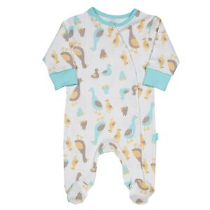 BNWT! Baby Duckling Sleepsuit. 100% Soft Organic Cotton. Unisex