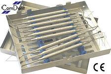 Kit de instrumentos de elevación del seno implante Advanced clínica Implantologia conjunto de 10, CE