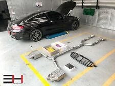 EH Performance Exhaust system for Mercedes Benz C43 AMG