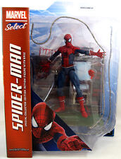 Marvel Diamond Select AMAZING SPIDER-MAN 2 Action Figure w/ Wall by Gentle Giant