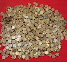 WHEAT CENT PENNY'S 50 UNSEARCHED cents 1 ROLL LINCOLN WHEAT PENNY'S