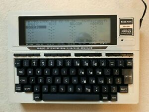model 100 Radio Shack Portable Computer