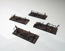 WW1 Barbed wire entangelment 20mm  scale, Blastwall Terrain