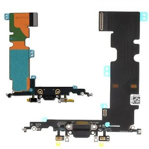 For iPhone 8 Plus Charging Port Dock Connector Replacement With Microphone