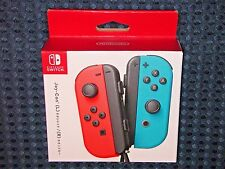 NEW Nintendo Official Switch Joy-Con RED BLUE SET for Console System JAPAN F/S
