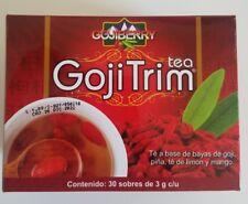 Goji Trim Tea Goji Berry 30 Tea Bags