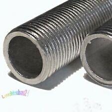 Gewinderohr Rohr Eisen/Stahl, verzinkt, R 3/8 Zoll 1000mm 100cm 1Meter