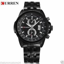 Curren CUR020 Luxury sports Auto date Wristwatch for men Imported WITH BOX