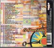 2CDS Mega RARE El Gran Combo 35 ANIVERSARY Guaguanco del G.C. ASI SON se me fue