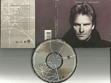 The Police STING Why Should I cry for you EXTENDED& UNRELEASED trk CD single USA