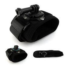 ACCESSORI Immersioni Cinturino da polso Band Mount 360 ° rotazione per GoPro Hero 1 2 3 3 + UK