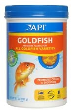 API Goldfish Flakes Premium Food for Goldfish 5.7 Ounces