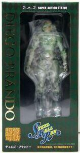 Medicos Super Action Statue Diego Brando Figure (JoJo's Bizarre Adventure)