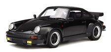 1 18 GT Spirit Porsche 911 (930) Turbo S Black