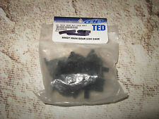 RC Team Associated MMGT Main Gear Box Case Black 25532