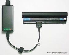 External Laptop Battery Charger for Dell Latitude E6220 E6320 E6330, K4CP5 FRR0G