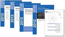 Numeracy Mathematics Mixed Media School Textbooks & Study Guides