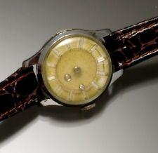 Women's Swiss Mystery Dial Wrist Watch by Aureole Hand Wind Vintage C.1960's