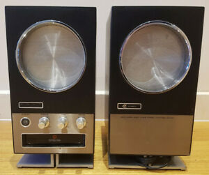 Rare Vintage Clarion AWA HU-206D 8 Eight Track Stereo Cartridge Player