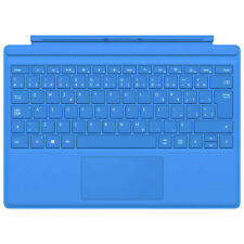 Microsoft Surface Pro 4 Type Cover Keyboard French Canadian Layout Bright Blue