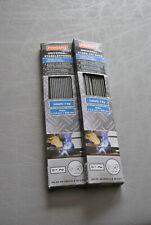 Stabelektroden Schweißelektroden 2 Packungen Neu und unbenutzt.2,0 mm x 300 mm