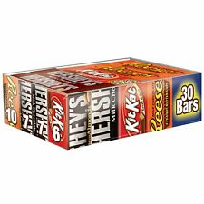 Hershey's Full Size Variety Pack (30 ct.) FREE FAST SHIPPING!!!