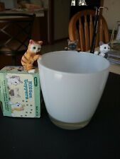 Vintage Set Of 3 Kitten Toppers For Lamp Shade Or Planter