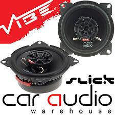 Vibe SLICK4-V7 10cm 300 Watts a Pair 2 Way Coaxial Car & Van Door Dash Speakers
