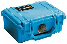 Pelican 1120 Case with Foam for Camera (Blue), New, Free Shipping