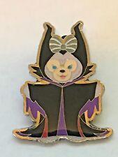 Disney pin Duffy Bear ShellieMay dressed as Maleficent Cute Halloween